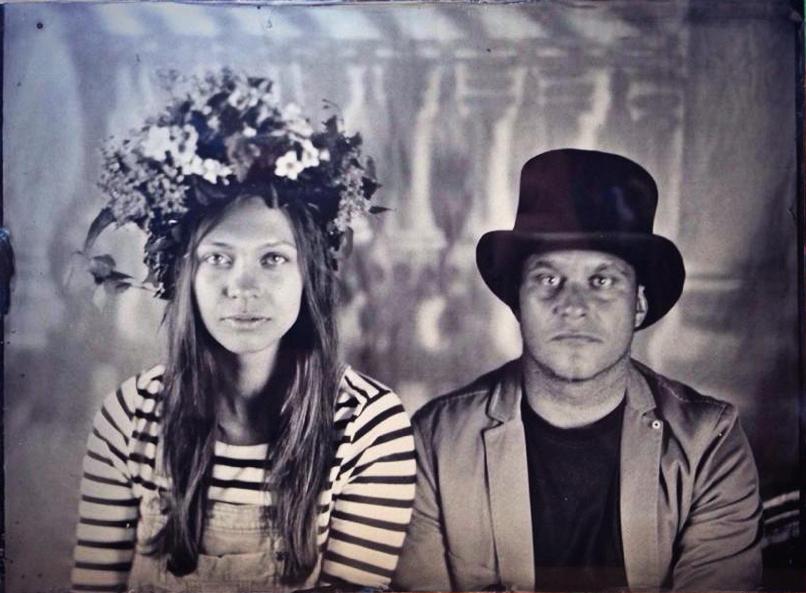 'Jana & Lloyd' By Kate