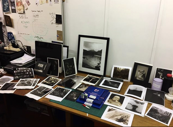Silver Gelatin Workshops led by Lewis Oldham at Rabbit Hole Studios