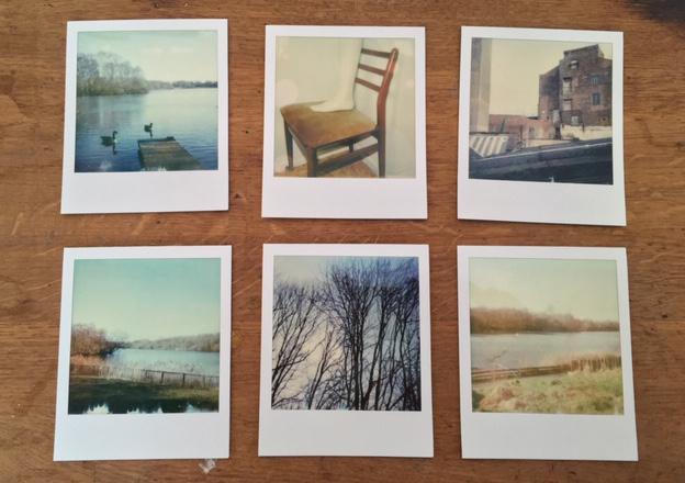 Making Polaroid Emulsion Lifts